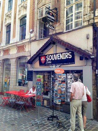 Souvenirs Lille