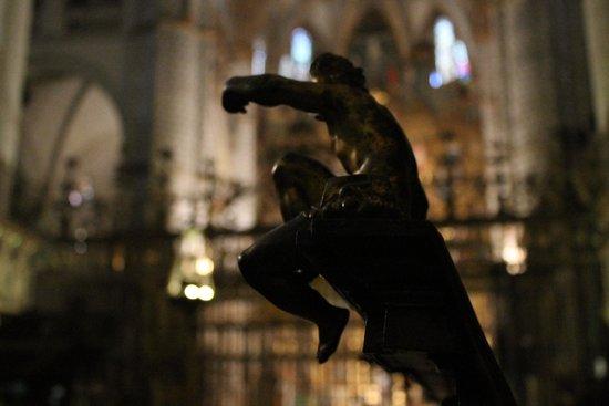 Catedral Primada: Il coro ligneo