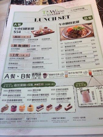 La Plaza Cafe Menu