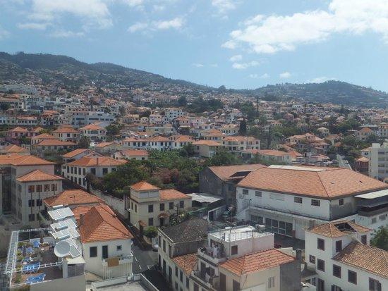 Téléphérique de Funchal : Funchal