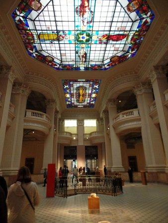 Santander Cultural : Entrada principal