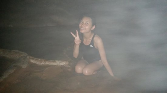Water Caves : Hot springs