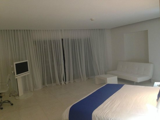 Shana By The Beach, Hotel Residence & Spa: Habitacion Junior Suite