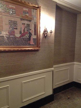 The Franklin: Hallway