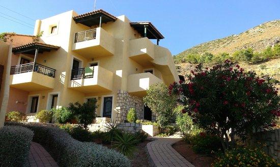 Petra Village Apartments: hotel