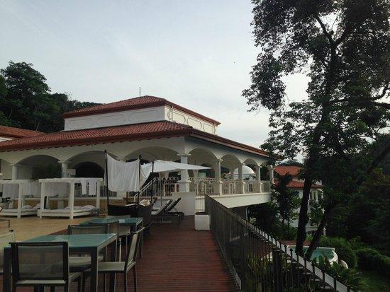 Shana By The Beach, Hotel Residence & Spa : Restaurante