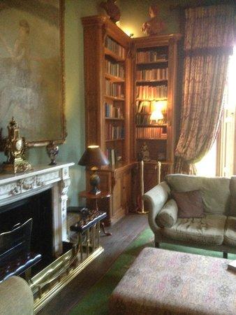 Castle Leslie Estate: Library
