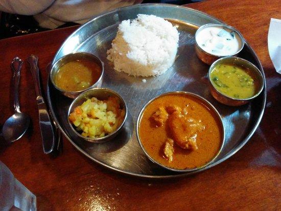 Maruti Indian Restaurant Portland Or