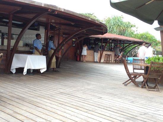 Diamonds La Gemma dell' Est: Beach Bar and Kitchen
