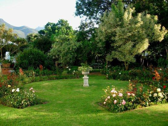 Fairview Historic Homestead: Garden