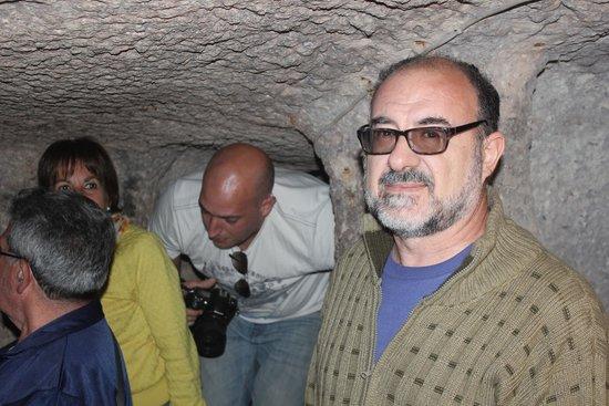 Kaymakli Underground City: Interior