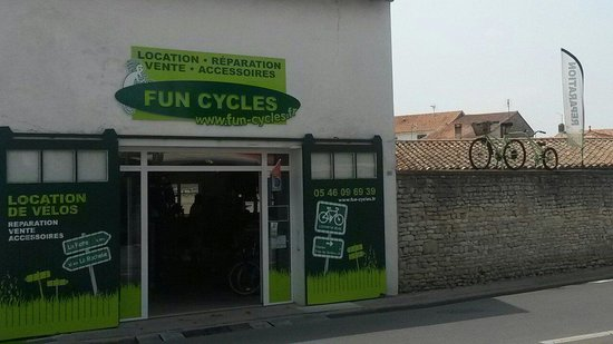 ‪Fun Cycles‬