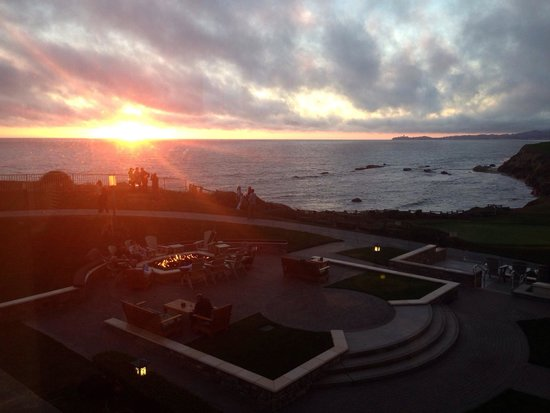 The Ritz-Carlton, Half Moon Bay: Sunset at Half Moon Bay
