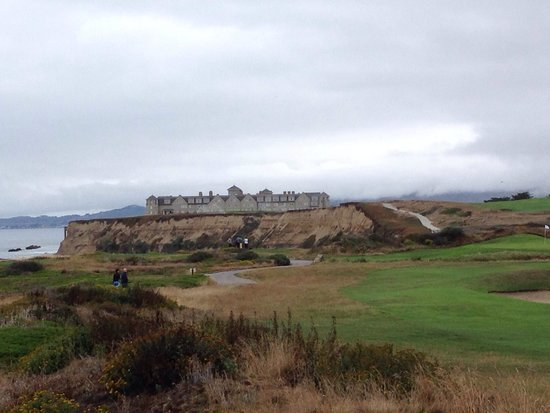 The Ritz-Carlton, Half Moon Bay: View from coastal trail