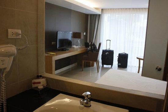 Prima Villa Hotel: номер