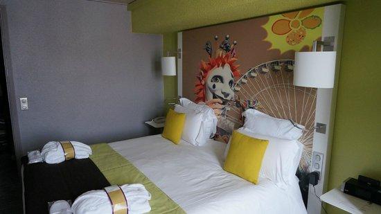 Mercure Nice Centre Grimaldi : Room