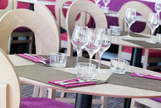 Comfort Hotel Bordeaux sud à Gradignan : Nouvelle décoration du restaurant