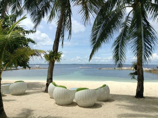 Costabella Tropical Beach Hotel: Пляж для романтиков