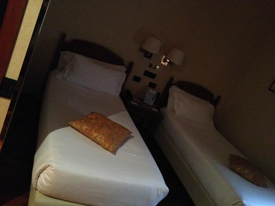Best Western Plus Hotel Galles: Bedroom