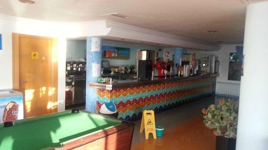 Hotel Club S'Estanyol: la cafeteria