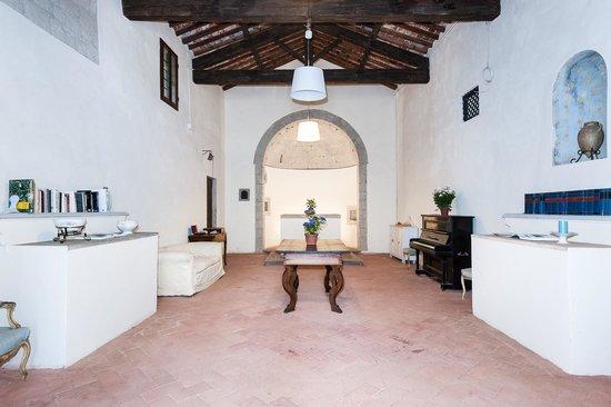 Villa San Clemente XIII Century: 2