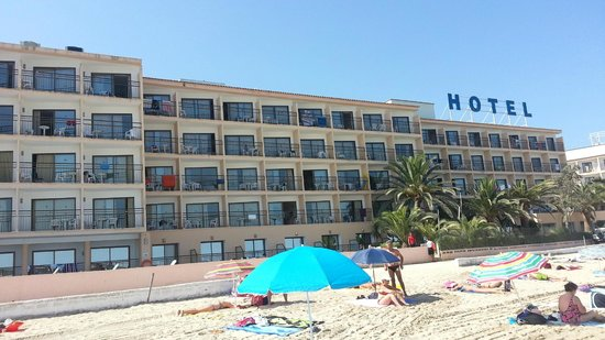 Hotel Club S'Estanyol: vistas del hotel