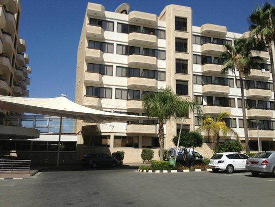 Atlantica Oasis Hotel: Отель