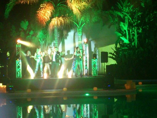 Don Carlos Leisure Resort & Spa : La fiesta