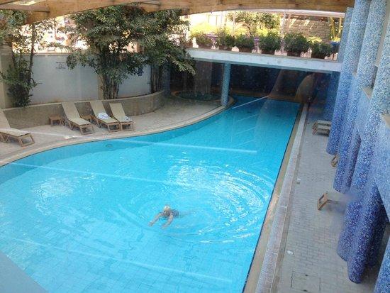 Atlantica Oasis Hotel: Крытый бассейн
