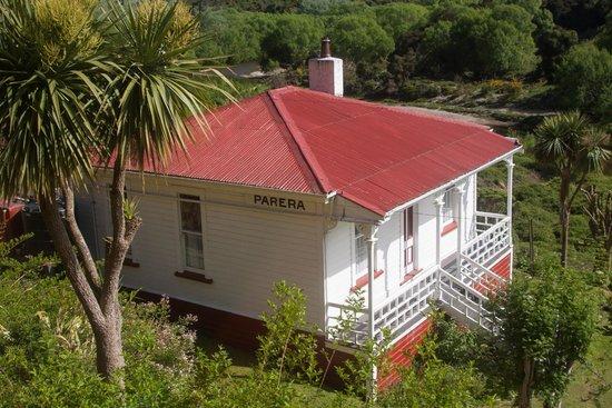 Taieri Gorge Railway: Converted Railway House