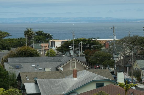 Pacific Grove Plaza: View