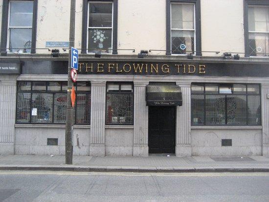 Flowing tide dublin north city centre restaurant avis for Appart city dublin