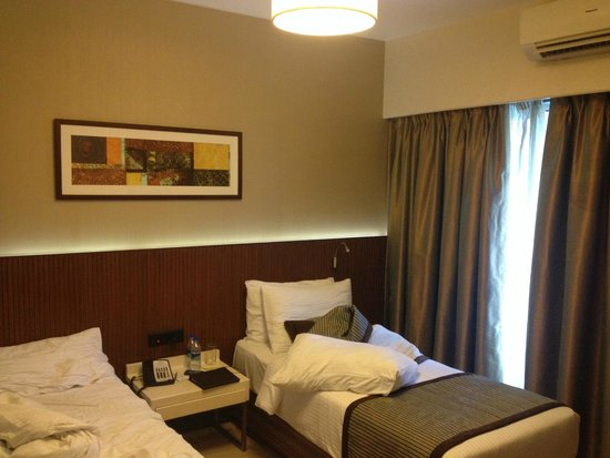 Residency Sarovar Portico: Sleeping Zone