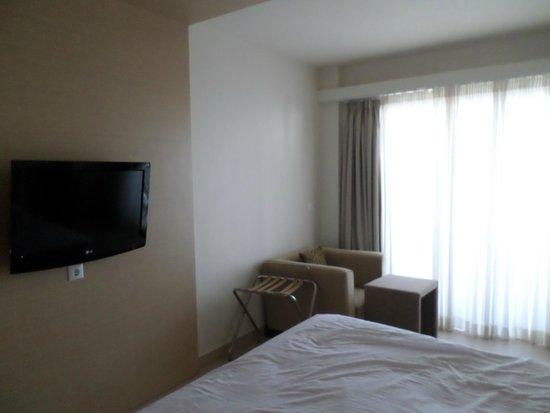 The Island Hotel : Cool room