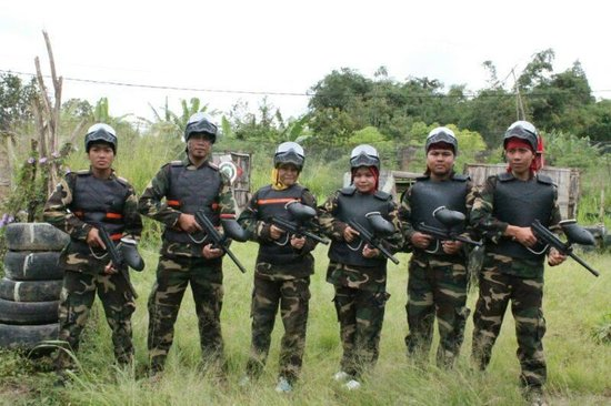 Komando Paintball & Cafe