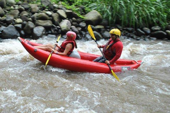 Club Rio Outdoor Center: Kayaking