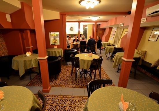 Hotel Vera: Basement hall
