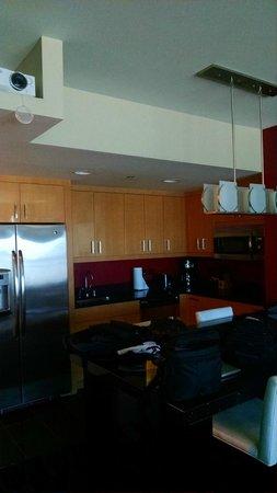 Elara by Hilton Grand Vacations : Kitchen