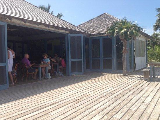 Pineapple Fields Resort: Tippy's