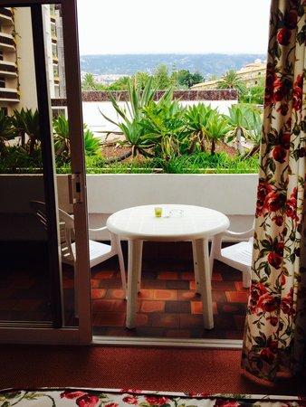 Interpalace by Blue Sea: Balcony