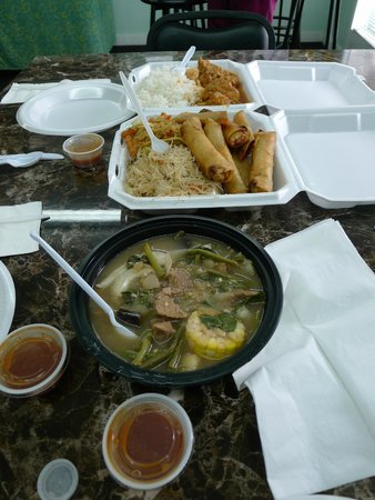 Savannah Authentic Filipino Cuisine