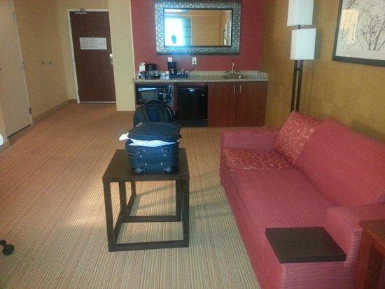 Courtyard by Marriott Omaha La Vista : King Suite