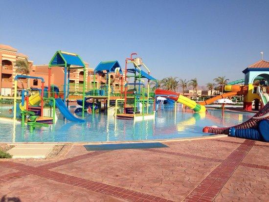 Charmillion Club Aqua Park : Kids pool