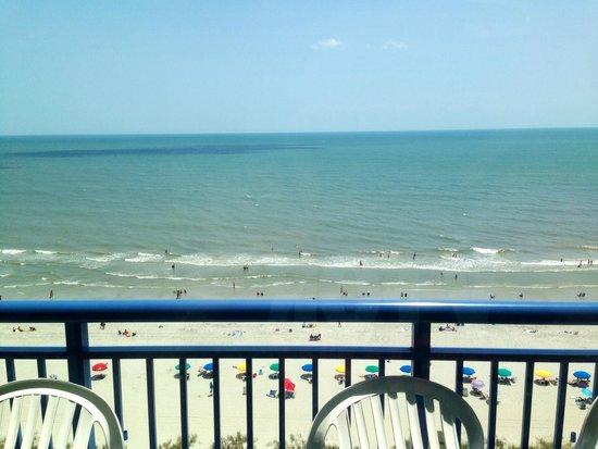 Atlantica Oceanfront Resort: Ask for a room on a high floor!