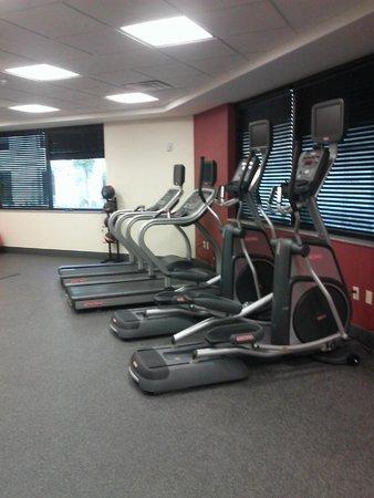 Hampton Inn & Suites I-35 / Mulvane: Fitness Room