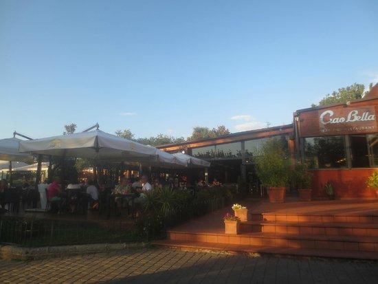 Camping Village Roma: restaurant