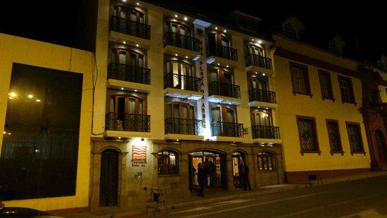 Hotel Hacienda Plaza de Armas: Puno, Hotel Hacienda Puno Plaza