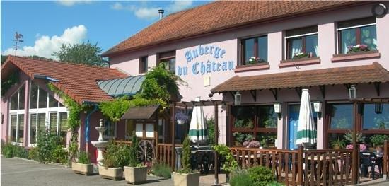 Walschbronn, France: Auberge du Chateau