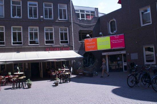 Brakke Grond, Flemish Cultural Centre