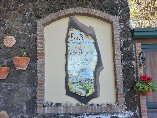 B&B Villa Dagala: La tua casa lontano da casa!